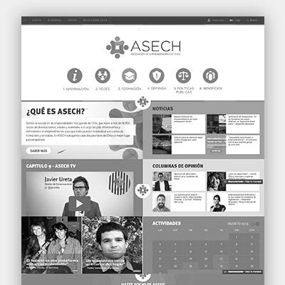 Desarrollo MEAT: ASECH