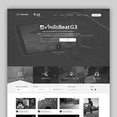 Desarrollo MEAT: LG InstaBeat G3