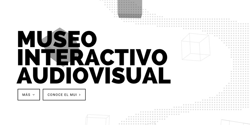 Desarrollo MEAT: Museo Interactivo Audiovisual